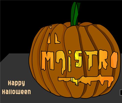 il maistro halloween
