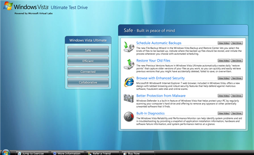 vista-ultimate-test-drive