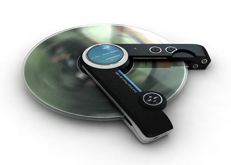 reproductor de mp3 y cd