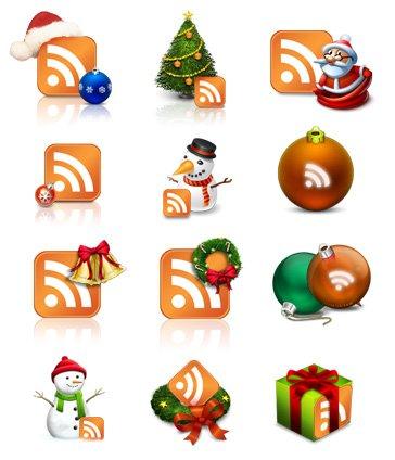 iconos-rss-navidad