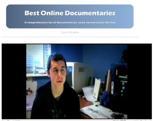 los-mejores-documentales-en-linea