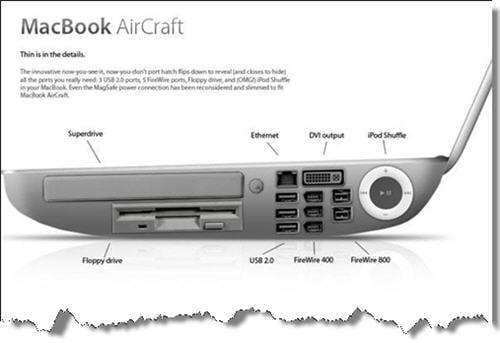 MacBook Aircraft