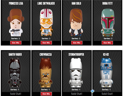 memorias-usb-star-wars