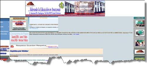 Educacion Amazonas