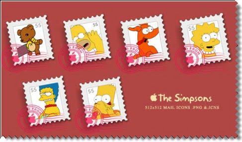 iconos-simpsons