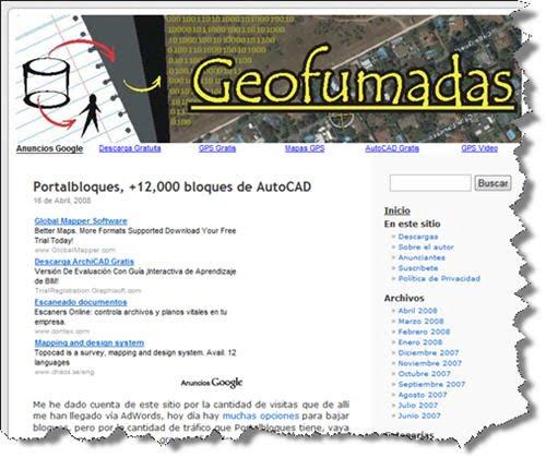 geofumadas - blog de geomatica