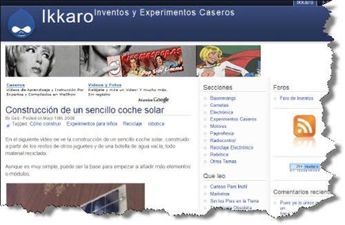 ikaro-blog