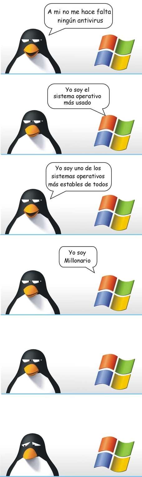 ventaja desventajas window xp: