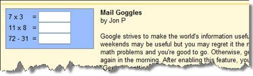mailgogles