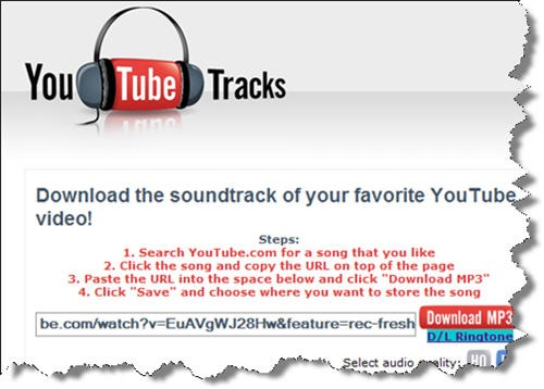 youtubetracks