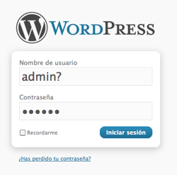 wordpress-admin