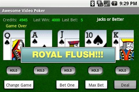 Awesome-Video-Poker-Free