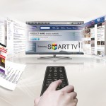 Samsung Smart TV - web browser