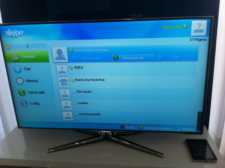Samsung Smart tv Facebook Samsung-smart-tv-skype02