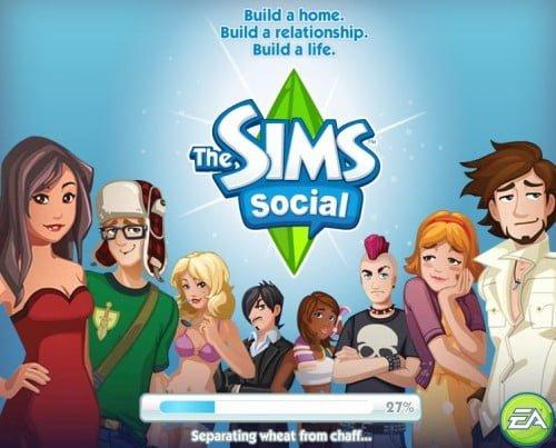 The Sims Social llegó ya a Facebook - ilmaistro.com