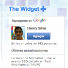 googleplus-widget