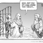 Steve-Jobs-in-heaven-comic-Moses-Tablets-ipad-moises-caricatura-en-el-cielo-iphone-140x140