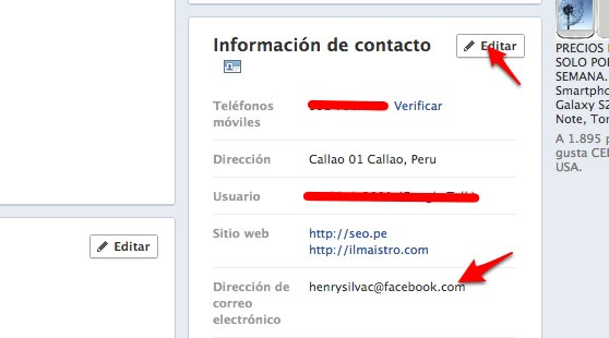 facebook-informacion-contacto