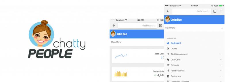 Chattypeople plataforma chatbot para empresas