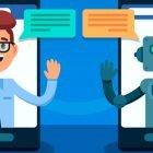 cliengo razones crear chatbot aplicacion bancaria