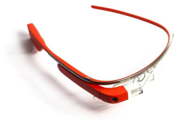 Google Glass antes de ser desarmado
