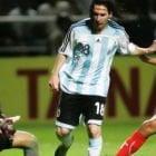 il maistro argentina peru futbol 2007