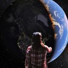 il maistro google sky explorar cielo