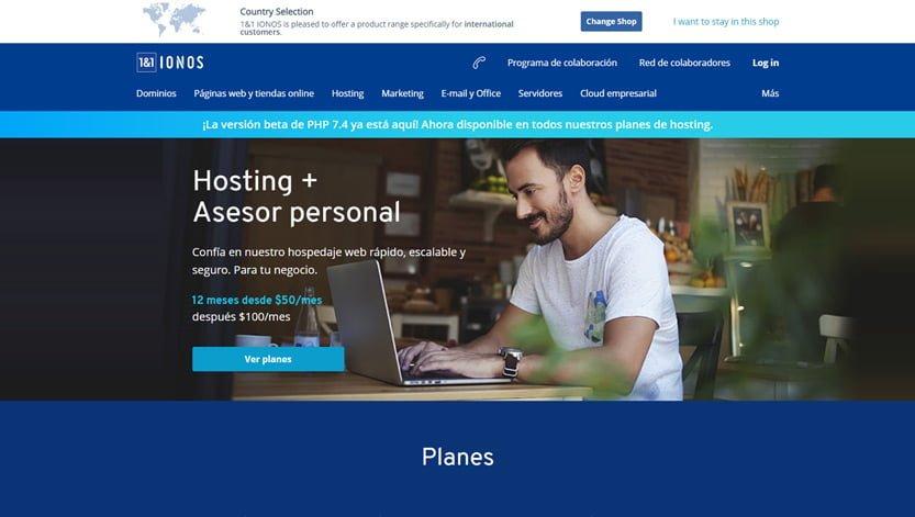 mejores-web-hosting-Mexico-ionos