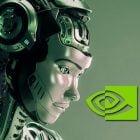 nvidia primera demostracion videojuegos graficos generados por AI