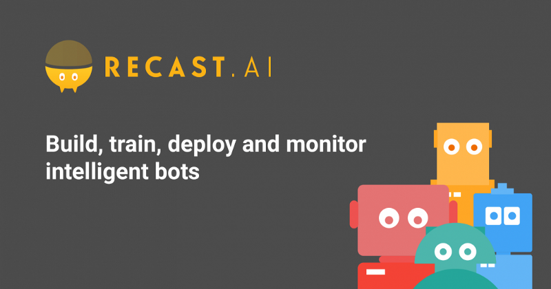 Recast Ai chatbot ideal para empresas