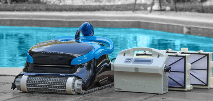 robot-limpiafondos-piscina-Maytronics-Dolphin-Nautilus